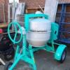 Mortar-Cement Mixer Combo